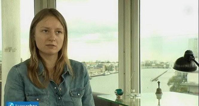 Wartawan wanita Jerman diculik di Suriah. - ảnh 1