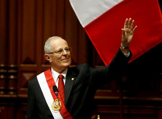 Presiden Peru menegaskan perdagangan internasional menjadi tema titik berat KTT APEC mendatang - ảnh 1