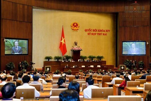 MN Vietnam mendengarkan laporan mengenai RUU tentang transfer teknologi (amandemen) - ảnh 1
