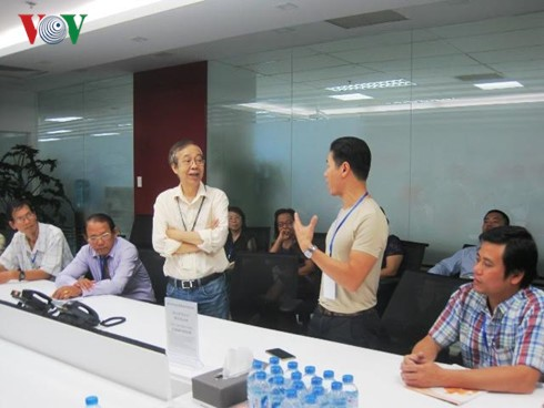 Kaum diaspora Vietnam berpadu tenaga mengembangkan ilmu pengetahuan  teknologi, ekonomi berpengetahuan  di kota Ho Chi Minh   - ảnh 1
