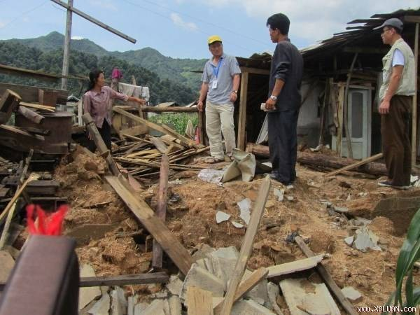 Rusia memberikan bantuan kemanusiaan kepada RDRK untuk mengatasi  akibat bencana alam - ảnh 1