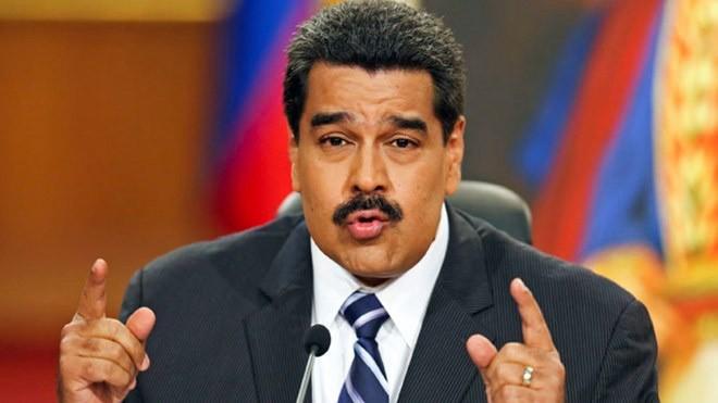 Presiden Venezuela, Nicolas Maduro menolak rencana dari kubu oposisi tentang penyelenggaraan pemilu lebih dini - ảnh 1