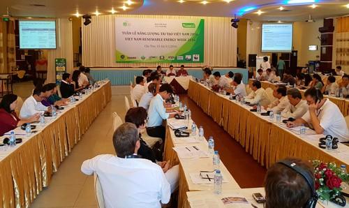 Pekan energi  terbarukan Vietnam-tahun 2016 - ảnh 1