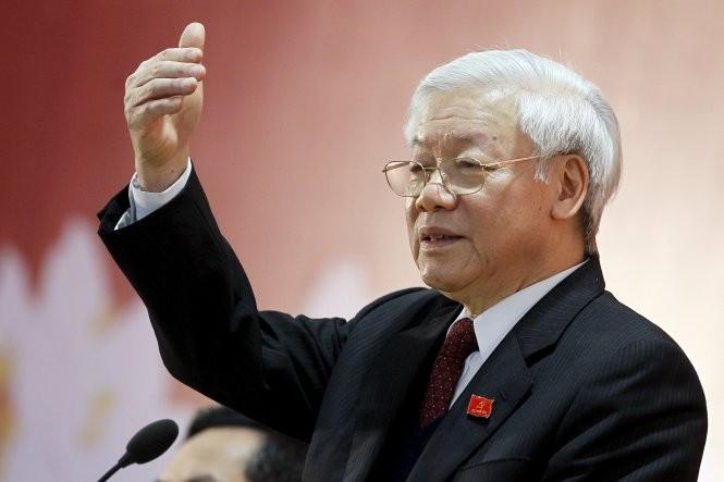 Sekjen  KS PKV, Nguyen Phu Trong akan melakukan kunjungan resmi ke RDR Laos - ảnh 1