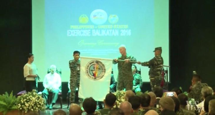 Hubungan militer AS-Filipina ditegaskan tetap teguh dan kuat - ảnh 1
