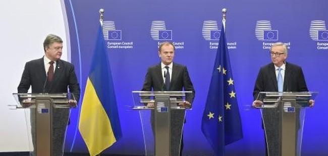 Uni Eropa  terus memberi bantuan keuangan kepada program reformasi di Ukraina - ảnh 1