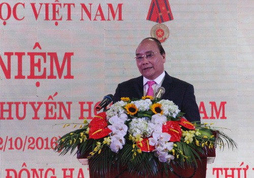 Upacara peringatan ultah ke-20 berdirinya bursa efek Vietnam - ảnh 1