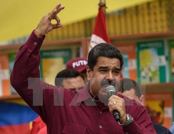 Presiden Venezuela menyatakan tidak membiarkan kubu oposisi meninggalkan perundingan - ảnh 1
