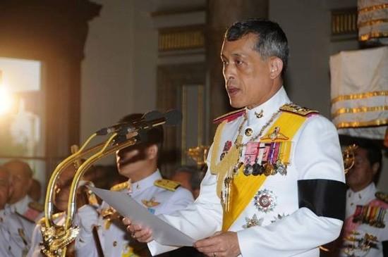 Raja  Thailand meminta supaya mengamandir rancangan UUD - ảnh 1