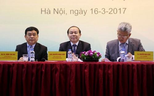 Prospek perkembangan ekonomi Vietnam dan peranan Pemerintah konstruktif - ảnh 1