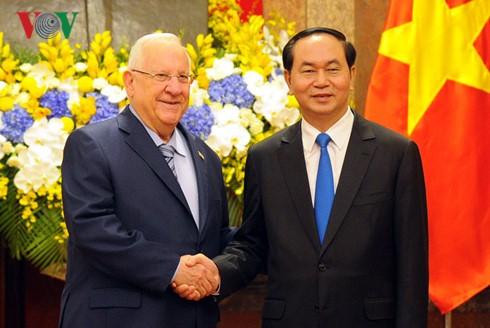 Kerjasama ekonomi dan sains-teknologi merupakan pilar prioritas dalam hubungan bilateral Vietnam-Israel - ảnh 1