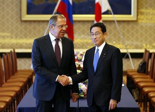 Jepang dan Rusia mengadakan dialog tentang keamanan regional dan sengketa wilayah - ảnh 1