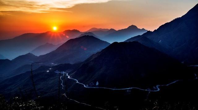 O Qui Ho-Lintasan legendaris di daerah  pegunungan Tay Bac - ảnh 1