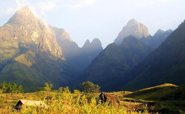 O Qui Ho-Lintasan legendaris di daerah  pegunungan Tay Bac - ảnh 2