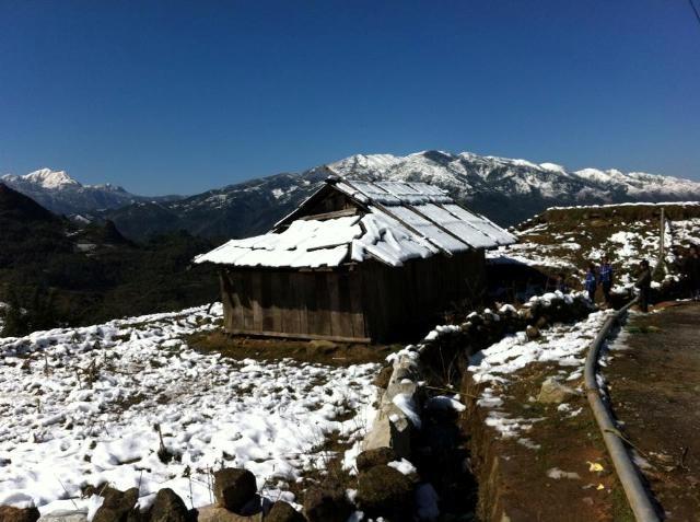 O Qui Ho-Lintasan legendaris di daerah  pegunungan Tay Bac - ảnh 3