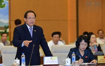 Mengelola informasi sesuai dengan  hukum Vietnam dan kebiasaan internasional - ảnh 1