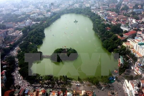 """Mengawali  proyek: """"Kota-kota  dunia"""" di Vietnam - ảnh 1"""