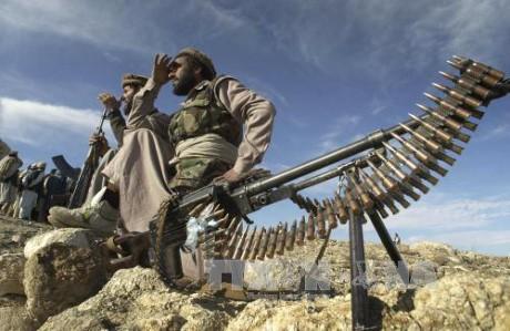 Masalah antiterorisme:  IS  berintrik memperluas  aktivitas di Asia Tengah - ảnh 1