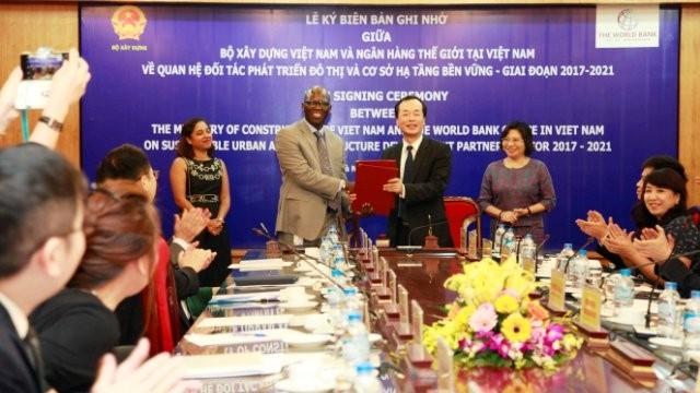 Kementerian Pembangunan Vietnam bekerjasama  mengembangkan perkotaan dengan Bank Dunia  di Vietnam - ảnh 1