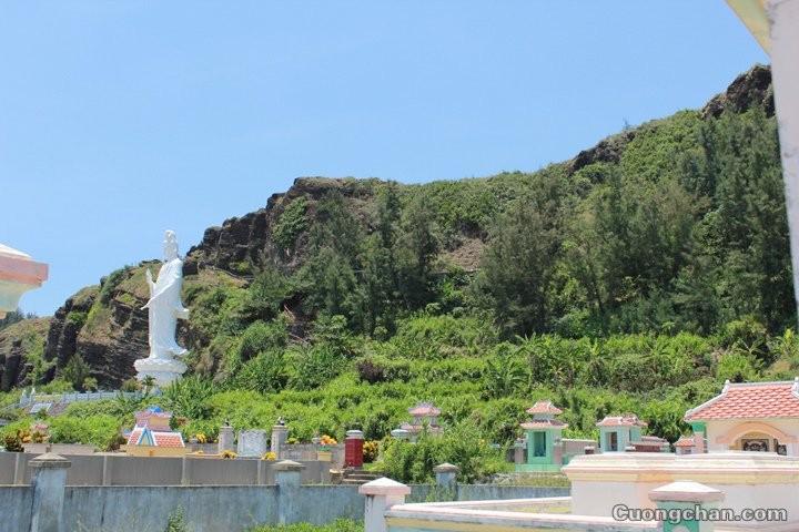 Paket-paket wisata yang menarik di pulau Ly Son - ảnh 3