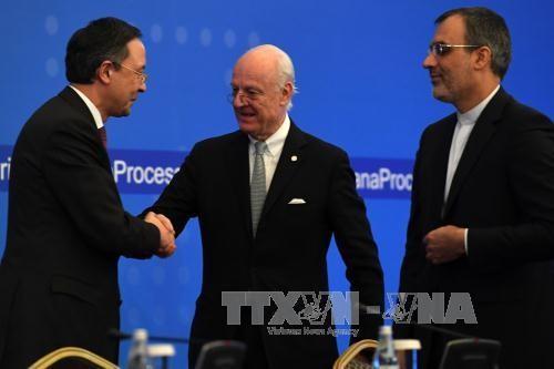 Perundingan damai tentang Suriah kali ke-5 di Astana - ảnh 1