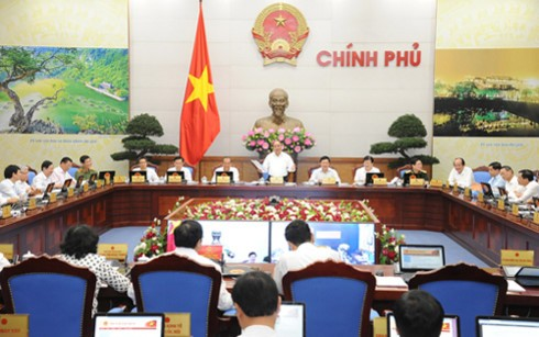 PM Vietnam, Nguyen Xuan Phuc: Menciptakan kelonggaran dalam  perdagangan menjadi tuntutan yang sangat besar  sekarang ini - ảnh 1