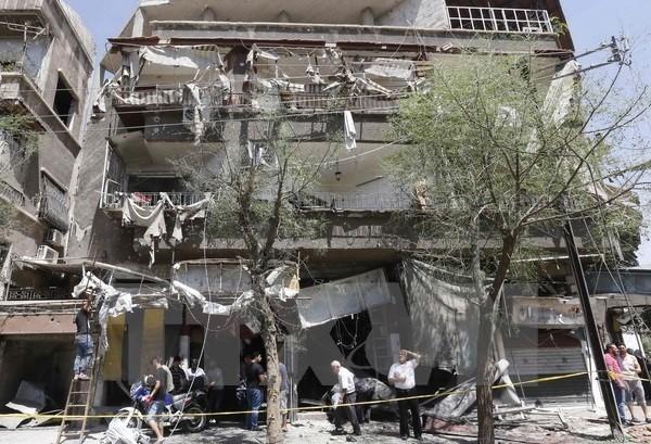 DK PBB  akan mengadakan banyak sesi perbahasan tentang situasi Suriah pada bulan Juli ini - ảnh 1