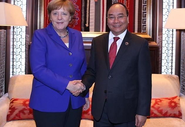 Vietnam  turut melakukan konektivitas bersama dengan G20 - ảnh 1
