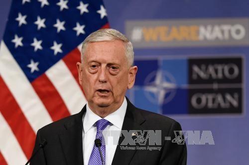 AS menegaskan lagi komitmen membela keamanan Jepang - ảnh 1
