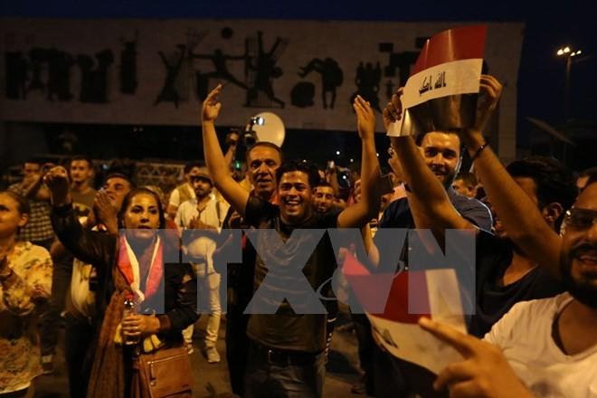 Perancis dan Iran  mengucapkan selamat kepada Irak  setelah kemenangan atas IS di kota Mosul - ảnh 1