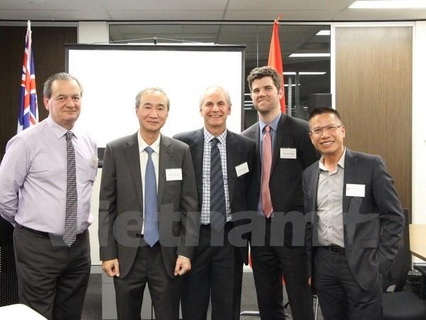 """Lokakarya:  """"Hubungan  bisnis dengan Vietnam""""  di  negara bagian West Australia - ảnh 1"""