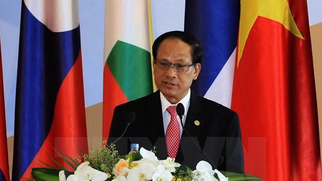ASEAN berupaya keras menjadi pelopor dalam kecenderungan anti proteksi dagang - ảnh 1