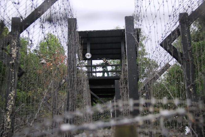 Rumah penjara Phu Quoc - Simbol dari  semangat  gigih dari para pejuang revolusioner - ảnh 2