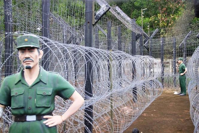 Rumah penjara Phu Quoc - Simbol dari  semangat  gigih dari para pejuang revolusioner - ảnh 3
