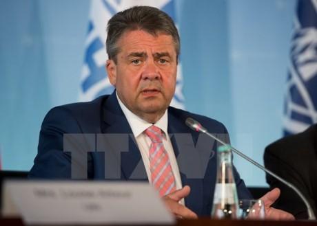 Jerman memprotes sanksi  AS yang baru  terhadap Rusia - ảnh 1