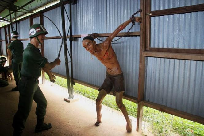 Rumah penjara Phu Quoc - Simbol dari  semangat  gigih dari para pejuang revolusioner - ảnh 6