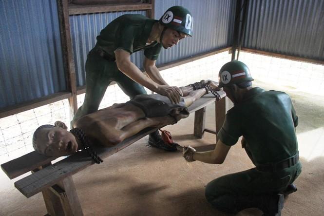 Rumah penjara Phu Quoc - Simbol dari  semangat  gigih dari para pejuang revolusioner - ảnh 8