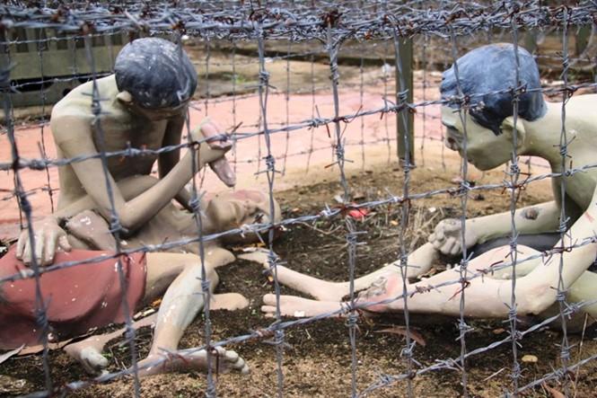 Rumah penjara Phu Quoc - Simbol dari  semangat  gigih dari para pejuang revolusioner - ảnh 9