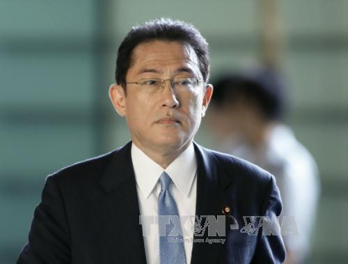 Jepang memprotes  aktivitas Tiongkok di kawasan yang dipersengketakan di Laut Huatung - ảnh 1