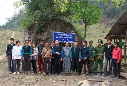 Daerah bersejarah yang mencatat persahabatan istimewa Vietnam dan Laos - ảnh 3