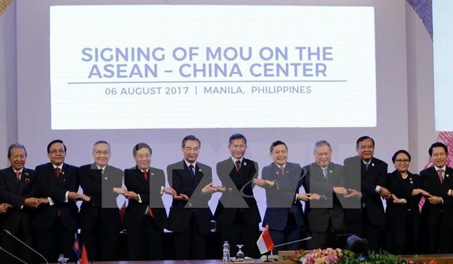 ASEAN dan 10 negara mitra mengesahkan banyak  orientasi besar  untuk bersama-sama berkembang - ảnh 1
