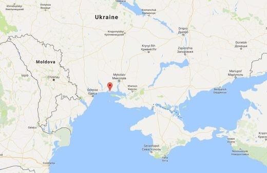 Rusia khawatir tentang  pembangunan pusat tempur angkatan laut AS di Ukraina - ảnh 1