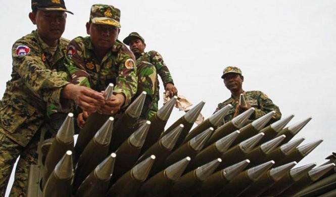 Laos dan Kamboja menyepakati opsi memecahkan masalah perbatasan - ảnh 1