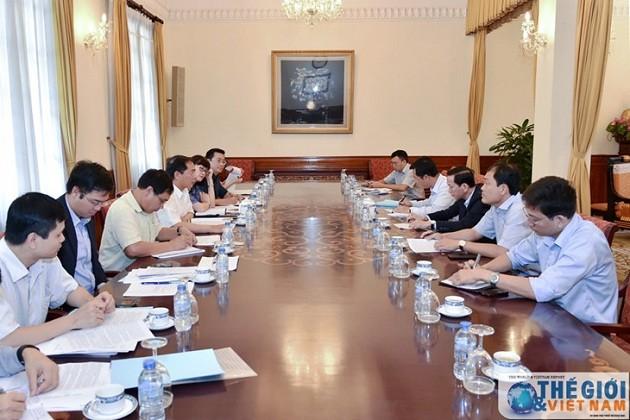 Komite Tetap MN Vietnam akan mengawasi  tematik BOT dan melakukakan  interogasi terhadap Menteri Pembangunan - ảnh 1