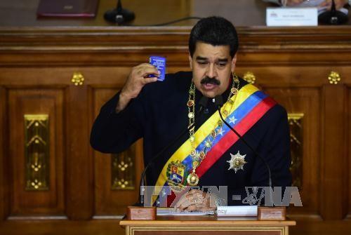 Ketegangan dalam hubungan antara Venezuela dengan AS dan beberapa negara Amerika Latin - ảnh 1