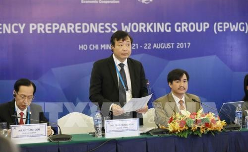 APEC-2017: Menyusun  mekanisme bersama tentang bantuan darurat  bencana alam di kawasan APEC - ảnh 1
