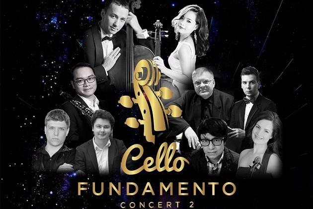 Program konser internasional Cello Fundamento Concert  2 menjanjikan  akan menaklukkan penonton Vietnam - ảnh 1