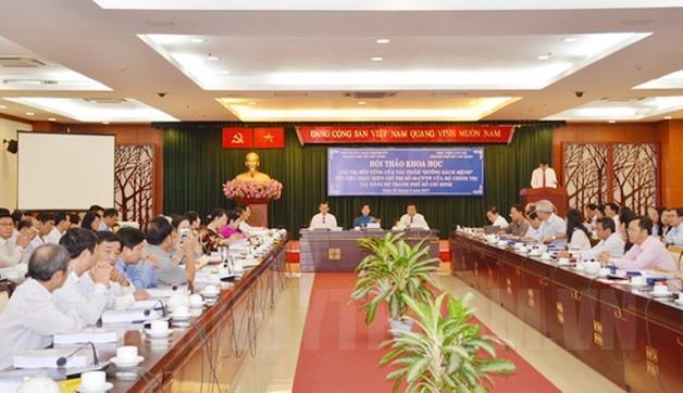 "Nilai yang berkesinambungan dari karya ""Jalan Revolusi"" tulisan Presiden Ho Chi Minh - ảnh 1"