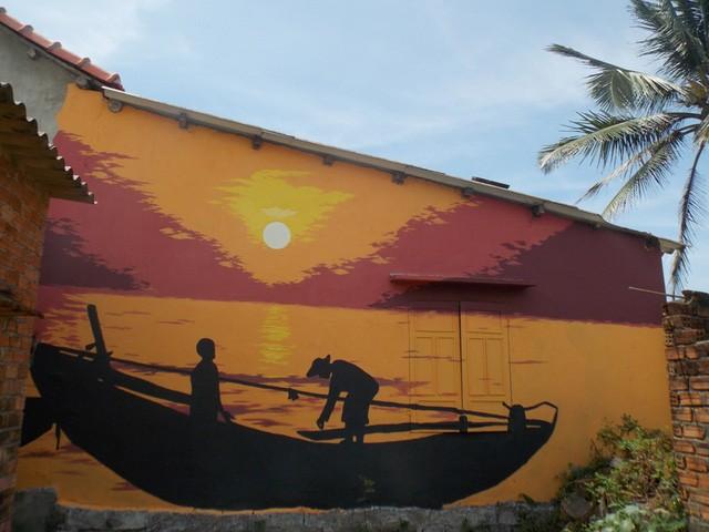 Desa artistik  masyarakat  Tam Thanh, kota Tam Ky, provinsi Quang Nam - ảnh 2