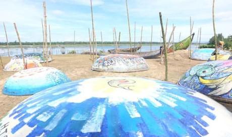 Desa artistik  masyarakat  Tam Thanh, kota Tam Ky, provinsi Quang Nam - ảnh 3